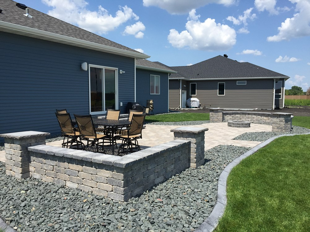 landscaping photos  paver photos